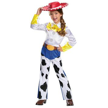 Girl's Jessie Classic Costume - Toy Story 4