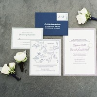 A Classic and Stylish Nautical Wedding in Newport, Rhode Island - Martha Stewart Weddings Planning & Tools