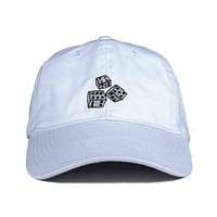 Head Crack 456 Dice Dad Hat