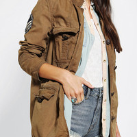 Urban Outfitters - Ecote Canvas Military Jacket