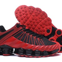 Nike Red/Black Shox Avenue Men's Shoes Size 40-46