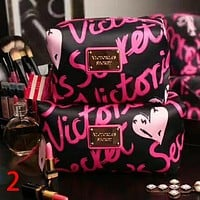 Victoria's Secret Women Fashion Handbag Tote Clutch Bag Cosmetic Bag