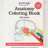 Anatomy Coloring Book By Stephanie McCann & Eric Wise