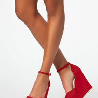 Open Toe Wedge, NLY Shoes