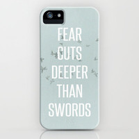 A Game of Thrones iPhone & iPod Case by Alyssa Taylor