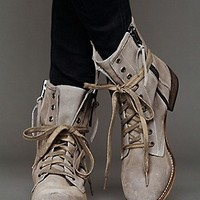 Greyson Lace Up Boot