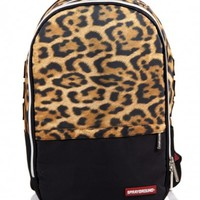 $tashed Money Leopard Backpack | Sprayground Backpacks, Bags, and Accessories