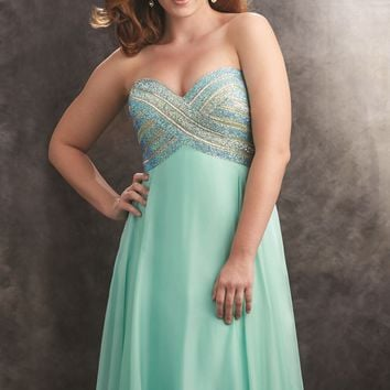 Madison James Special Occasion 15-201W Dress