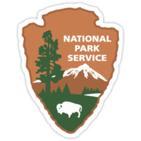 National Park Service Arrowhead Emblem