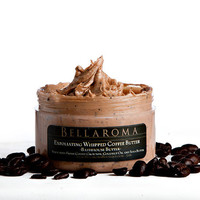 Exfoliating Whipped Coffee Butter- SHOWER CREAM
