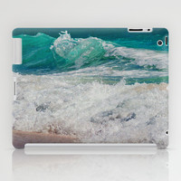 WAVE BEAUTY iPad Case by Catspaws