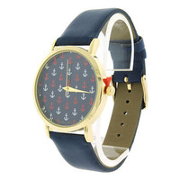 Anchor watch from PeaceLove&Jewels