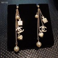 Hot Sale New Arrival Perfume Bottle Earrings