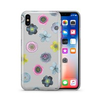 Sylvan Succulent - Clear Case Cover