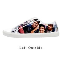 Custom The Janoskians Women's Canvas Shoes Fashion Shoes for Women