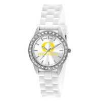 Oregon Ducks NCAA Women's Frost Series Watch