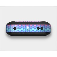 The Bright-Colored Knit Pattern Skin Set for the Beats Pill Plus