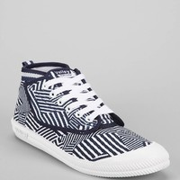 Volley High-Top Leap Stripe Sneaker - Urban Outfitters