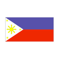 120 * 180 cm flag Various countries in the world Polyester banner flag     Philippines