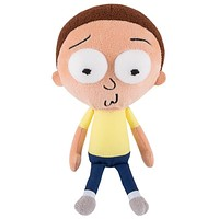 "Rick and Morty Funko 8"" Plush: Confused Morty"
