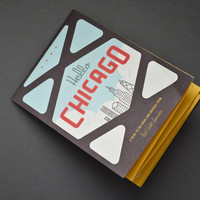 Hello Chicago Guide Map