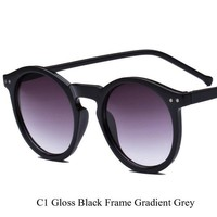 Multiple Color Reflective Sunglasses