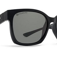 Dot Dash Frequency Sunglasses (Black/Grey Polarized) at 7TWENTY Boardshop, Inc