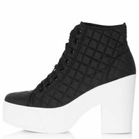 ASTRIX CHUNKY BOOTS