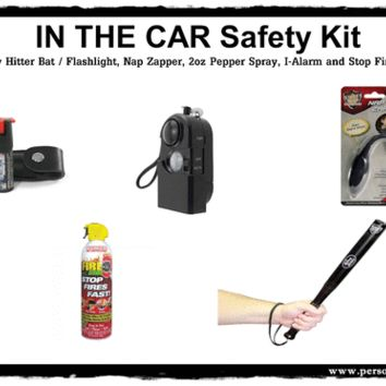 """""""In The Car"""" Safety Kit"""