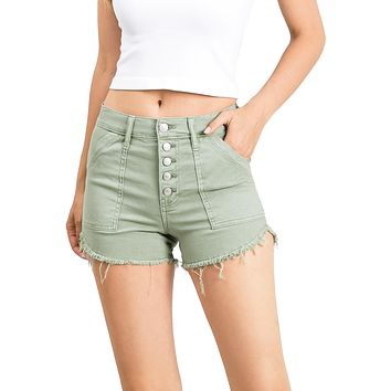 Riley High Rise Shorts