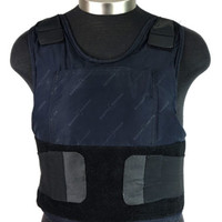 Second Chance Monarch Body Armor Level IIIA Bullet Proof Vest MALE Small Reg