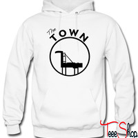 the town    _whi Hoodie