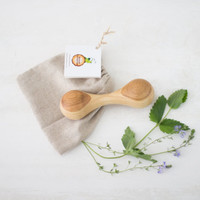 Heirloom New Baby Rattle Toy Ashwood & Oak Newborn gift Baby shower Wooden toy for babies Personalized gift