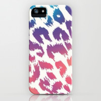 Color Me Pretty iPhone & iPod Case by Pink Berry Pattern