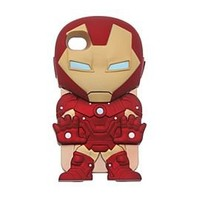 Marvel Chara-Covers Iron Man iPhone 4/4S Case - 10012959