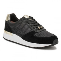 Ted Baker Womens Black Kapaar Trainers