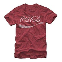 Coca Cola Taste of Time Mens Graphic T Shirt