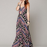 Free People  Maheya Tapestry Maxi at Free People Clothing Boutique