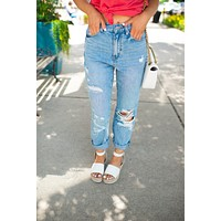 Blank Paige Boyfriend Jeans FINAL SALE