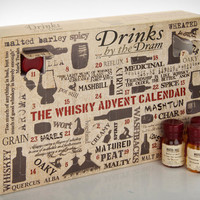 Whisky Advent Calendar | Uncrate