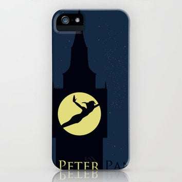 Peter Pan iPhone Case by Citron Vert   Society6