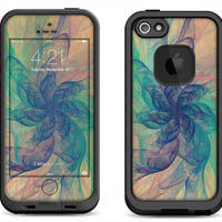 Bright Cosmos Swirl - Lifeproof iPhone 6 Fre, LifeProof iPhone 5 5S 5C Fre Nuud, Lifeproof iPhone 4 4S Fre Case Decal Skin Cover