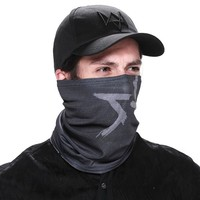 Watch Dogs Cosplay - Cap and Scarf