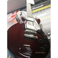 Epiphone Les Paul Studio Deluxe Wine Red Solid Body Electric Guitar
