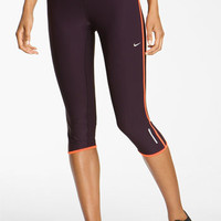 Nike 'Twisted' Running Capris | Nordstrom