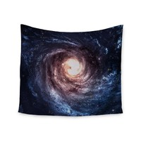 """Milky Space"" Galaxy Eye Wall Tapestry"