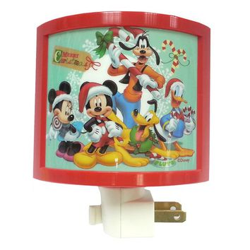 Disney's Mickey Mouse and Friends Nightlight