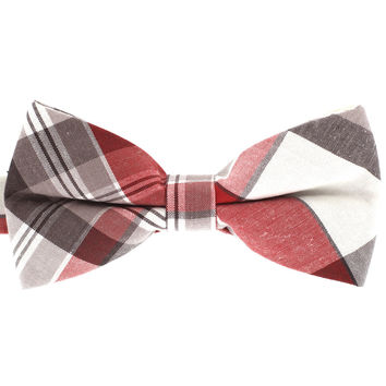 Tok Tok Designs Pre-Tied Bow Tie for Men & Teenagers (B394, 100% Cotton)