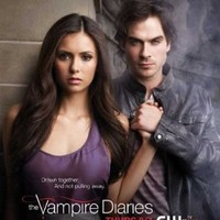 The Vampire Diaries 11x14 TV Poster (2009)