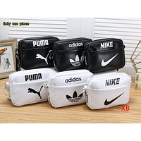 Nike x ADIDAS x PUMA Hot Selling Lady LOGO Small Single Shoulder Bag Fashion Shopping Bag